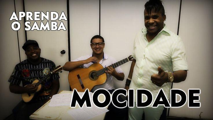 Aprenda O Samba da Mocidade Independente de Padre Miguel para o Carnaval...