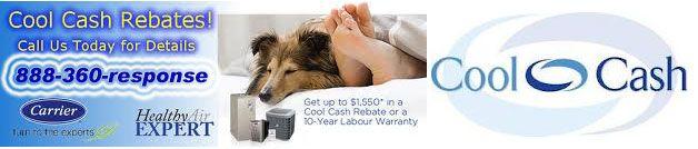 Cash Back programs | Heating and Air Conditioning Repair Virginia |Fairfax HVAC Service | Heat Pump Installation Loudoun