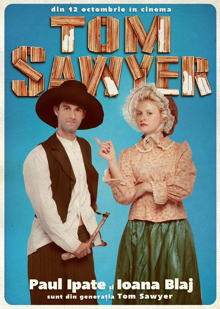 Paul Ipate & Ioana Blaj sunt din Generația Tom Sawyer Romania!