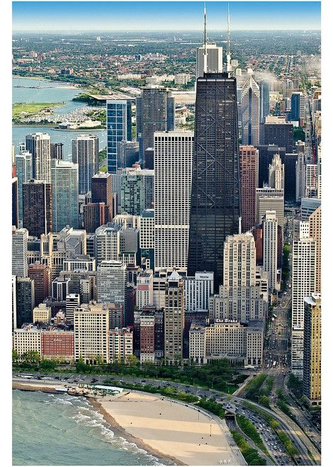 326 Best Chicago Skyline Photos Images On Pinterest