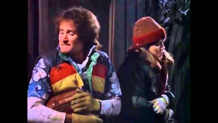 Mork & Mindy - Season 1 Episode 17 - Snowflakes Keep Dancing On My Head