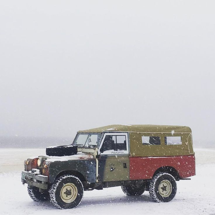 Landrover Defender Land Rover Series 109: 17 Best Images About Nothin' But Land Rover Defenders On