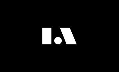 LA Monogram designed by Richard Baird