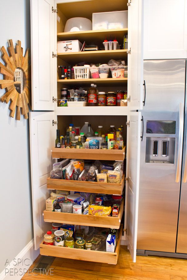 25 Best Ideas About Slide Out Pantry On Pinterest Spice Rack Bathroom Build Your Own Laptop