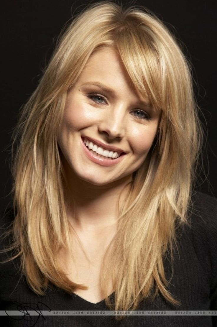 Medium Haircuts Layered With Bangs Medium Long Hairstyles With Layers Black Hair Collection