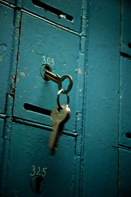 locked by karolinapawelczyk, via Flickr