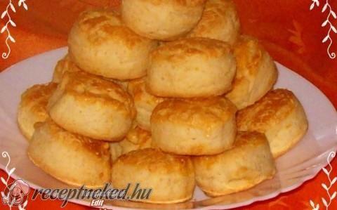 Sütőporos pogácsa recept fotóval
