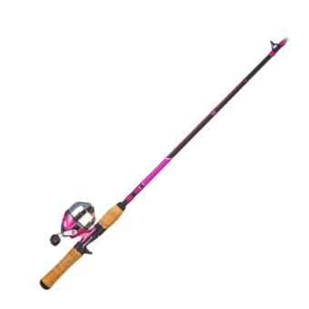 Shakespeare ladyfish catch more fish spincast rod and for Batman fishing pole