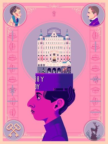 """The Grand Budapest Hotel"""