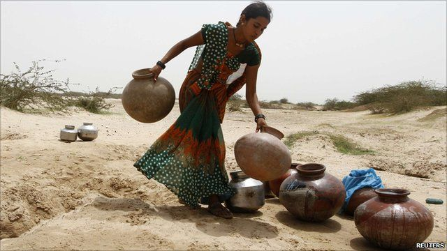 BBC News - Horn of Africa sees 'worst drought in 60 years'