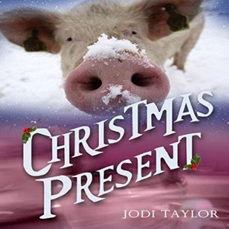 Christmas Present by Jodi Taylor, read by Zara Ramm