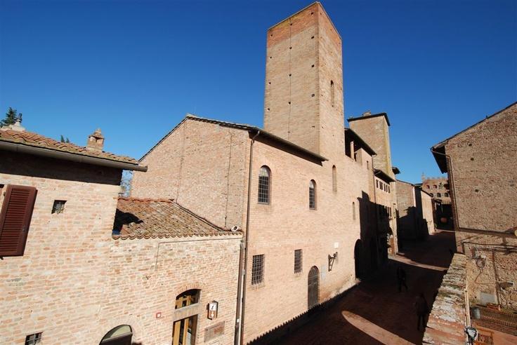 Casa Boccaccio a Certaldo.