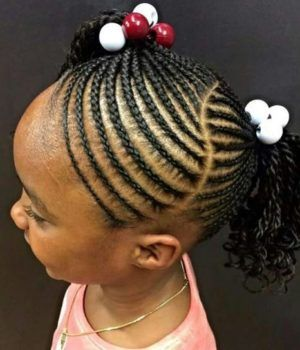 Best 25 little girl braid hairstyles ideas on pinterest girls little girl braid hairstyles hairstyles that make your kids adorable urmus Image collections