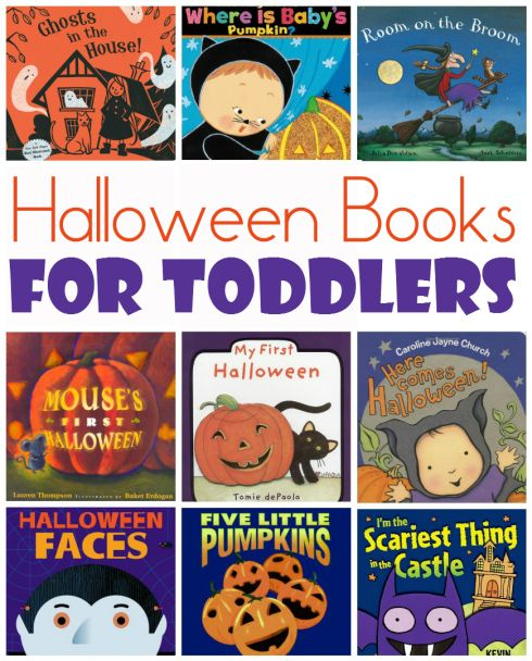 halloween books for toddlers - Halloween Books For Babies