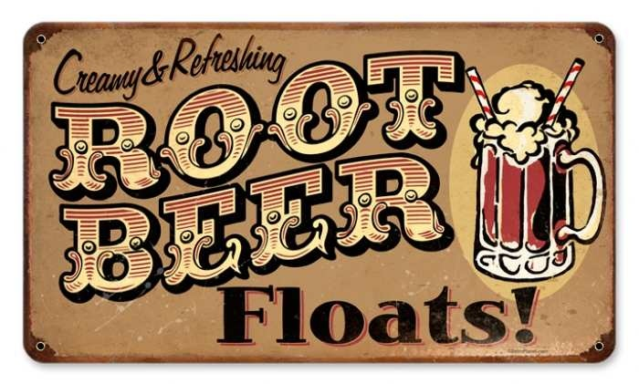 Like the ornate Root Beer Font -Keith