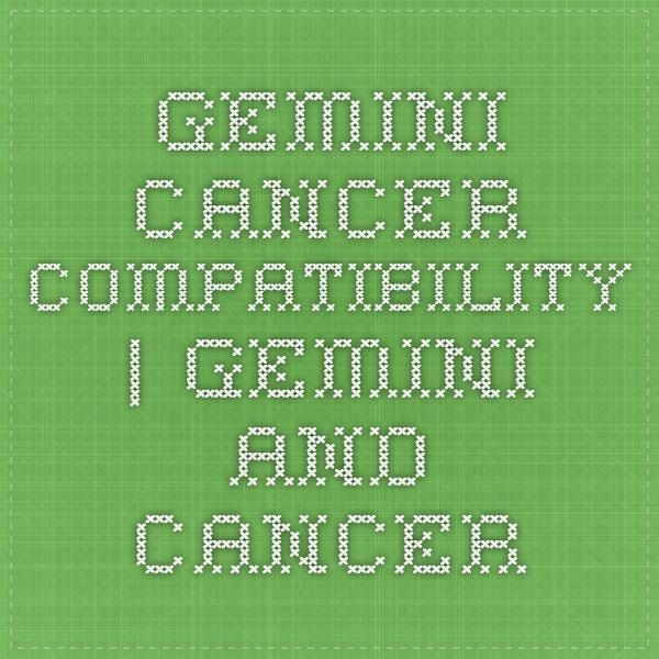 Gemini Cancer Compatibility | Gemini And Cancer:- If we are going to talk about the compatibility of Gemini and Cancer then many intersecting thing swill come to know us and we will be able to explore several facts about this pairing. Gemini is an air by nature and born with the characteristics and nature of air........