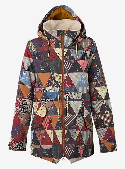 Shop the Burton Prowess Jacket along with more Women's Winter Jackets and Outerwear from Winter 16 at Burton.com
