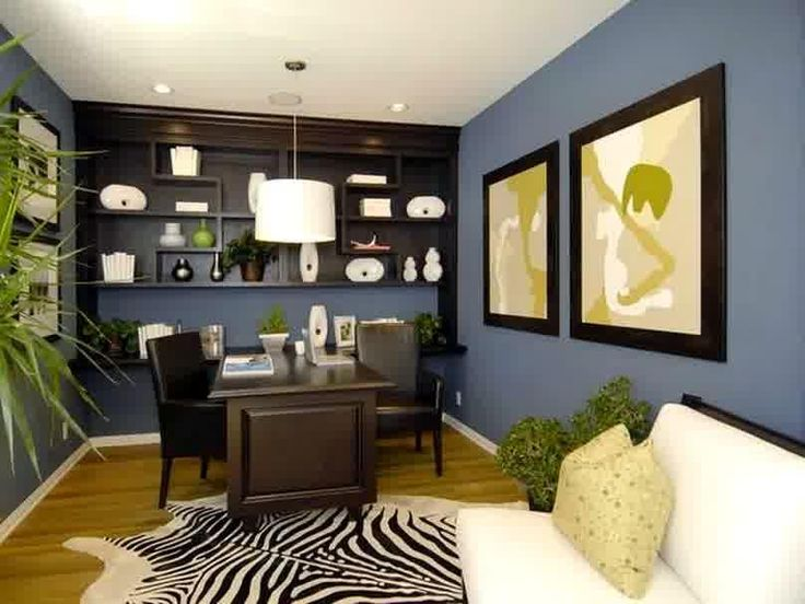 Decoration, Perfect Home Office Colors With Office Ideas Home Office Decor Ideas Also Wall Color On Architecture Natural Home Office Space Hallway Storage Units Garage Storage Cabinets Office Storage: Easy Tricks To Decor Home Office Colors For A Permanent Style And Comfort