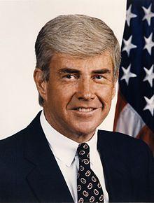 Jack Kemp, 1935-2009. former vice-presid. nominee, former HUD sec. pro football quarterback.