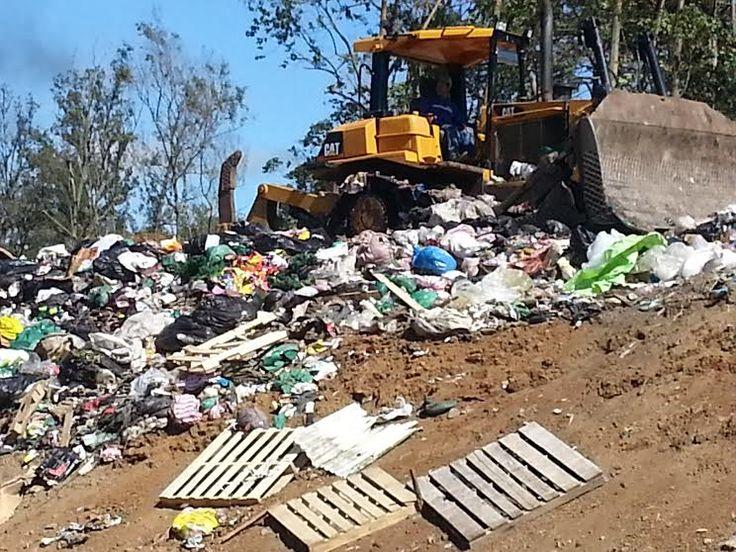 Monitorean municipalidades por tratamiento de la basura