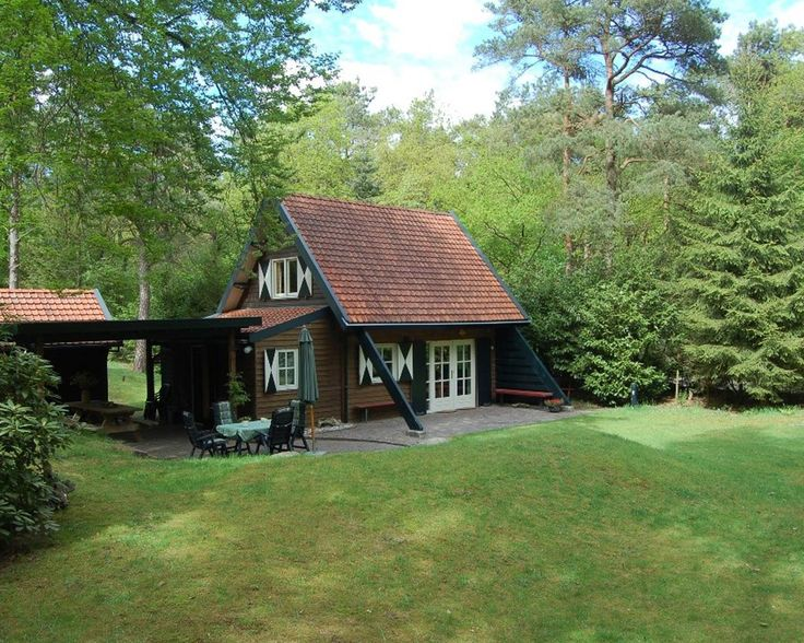 Home - Huisje in het Bos