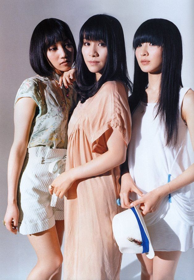 65 best images about Perfume (JPOP band) on Pinterest ...