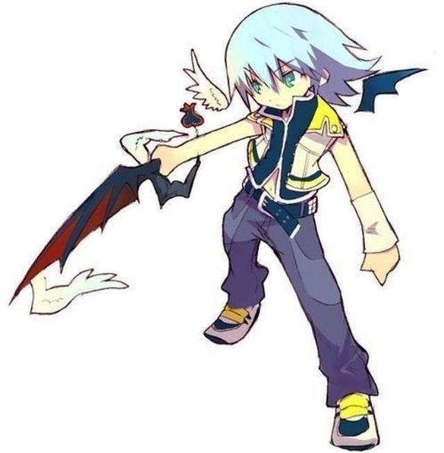 Chibi Kingdom Hearts