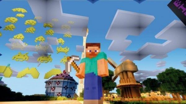 Una versión gratuita del juego online Minecraft 1.5, la más popular en todo el Internet, ahora en español