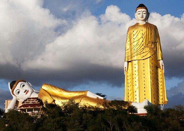 Myanma Pagodas