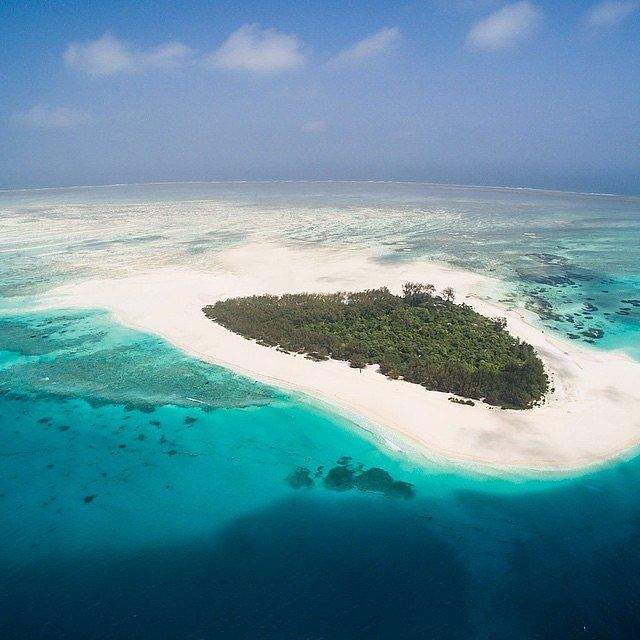Mnemba Island, Tanzania //Best Islands in the World | POPSUGAR Smart Living