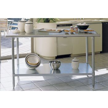 Chef Tables - Bull Nose Chef Table by Advance Tabco ...