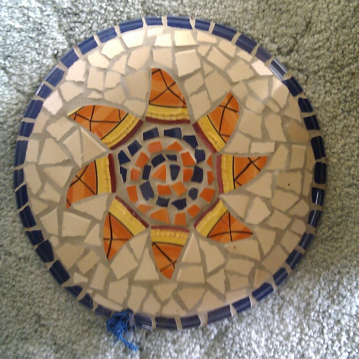 My very first Mosaic Creation