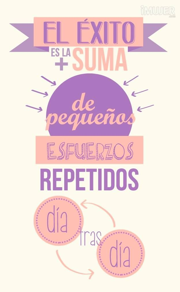 #Frase #Éxito #Motivación #Quotes #Sueños #Dreams #Arantza