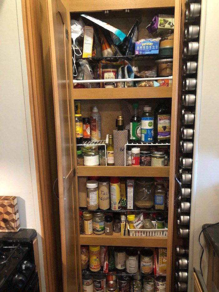 5 RV Pantry Cabinet Problems & Solutions | Kitchen pantry ...