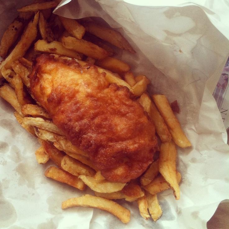 Halibut & Chips   Penrose Fish & Chips