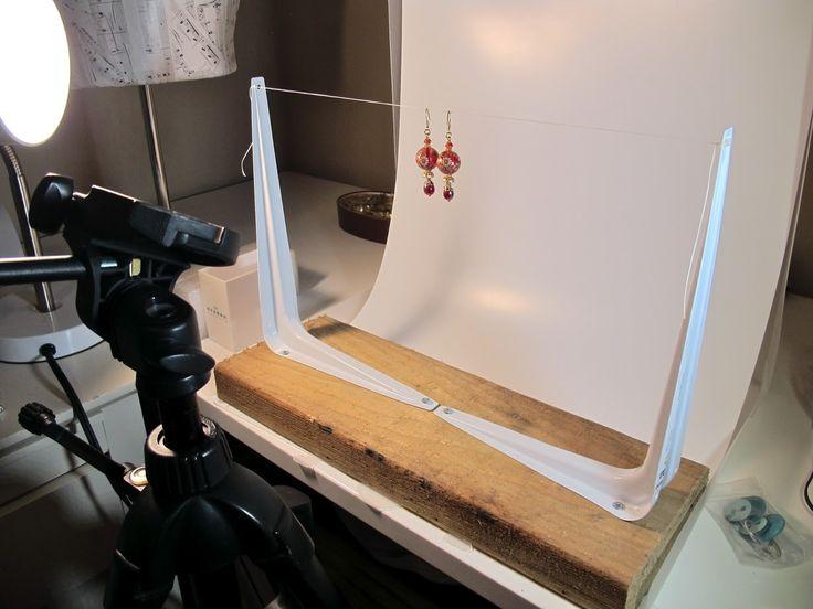 BluKatKraft: #Jewelry #Photography - How to Photograph Earrings