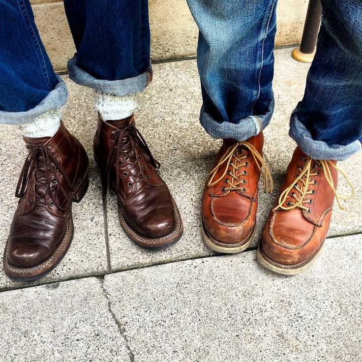 Redwingboots 875