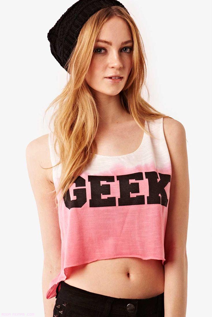 Resultado de imagen para Blusas degradadas rosa tumblr