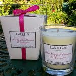 100% natural eco soy wax with pure essential oils. Nothing artificial.