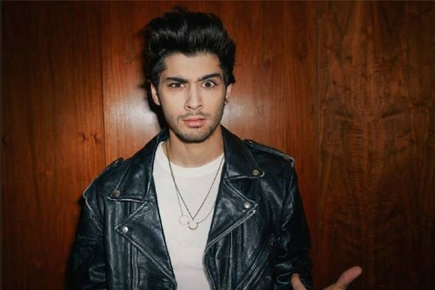 "Listen To Zayn Malik's First Solo Demo ""I Won't Mind"" -"
