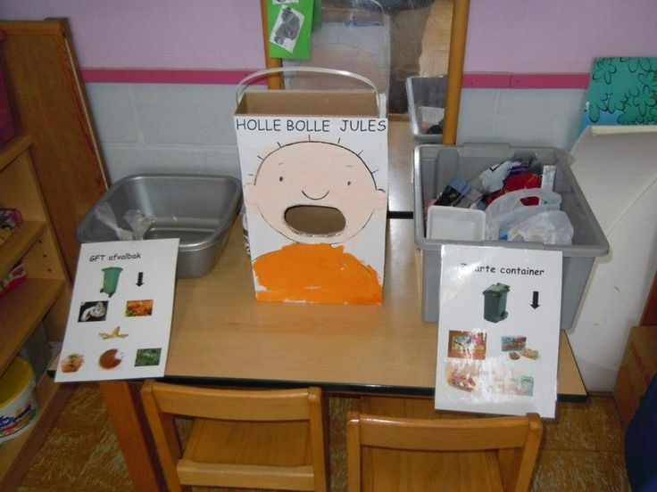 Holle bolle Jules (thema afval)