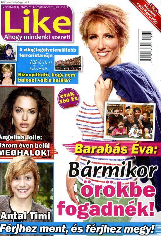 Barabás Éva (2013.09.26.) #BarabasEva