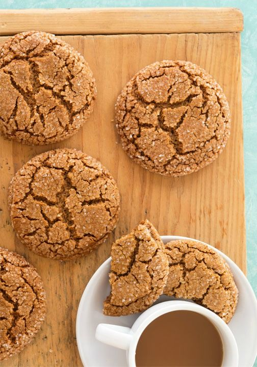 Giant gingersnap cookie recipe