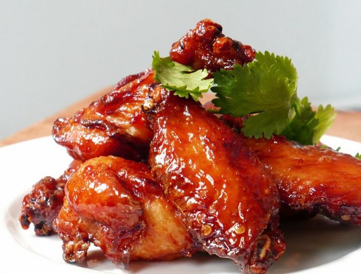 Authentic Asian Recipes: Spicy Chicken Wings Recipes