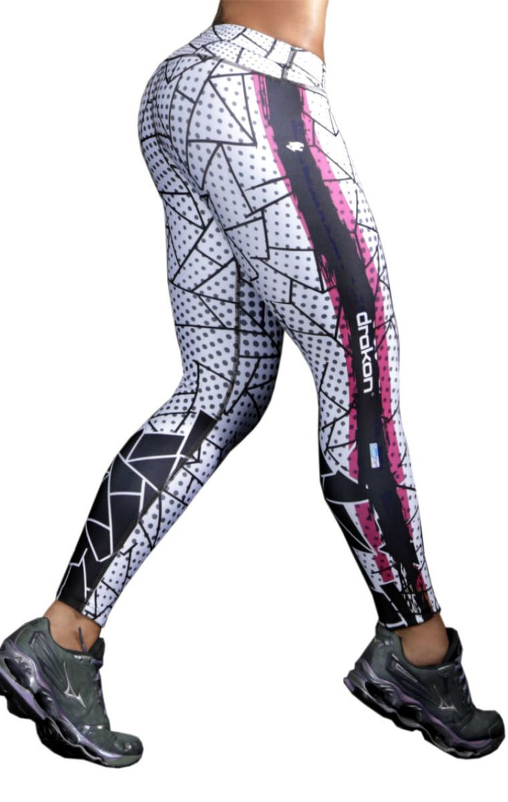 best images about gym gear wishlist lululemon drakon cracked fuschia leggings roni taylor fit 2