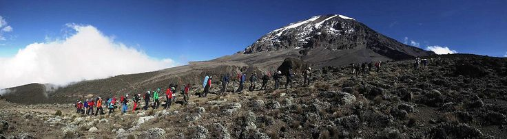 #KilimanjaroTrekking is one of the world's most accessible high summits, a beacon for visitors from around the world. Most climbers reach the crater rim with little more than a walking stick, proper clothing and determination. http://www.babakili.com/index.htm