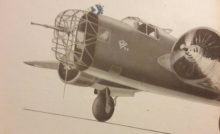 Fokker T V