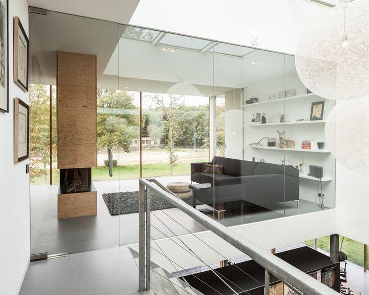 Villa V, Bloemendaal, 2011 - Paul de Ruiter Architects