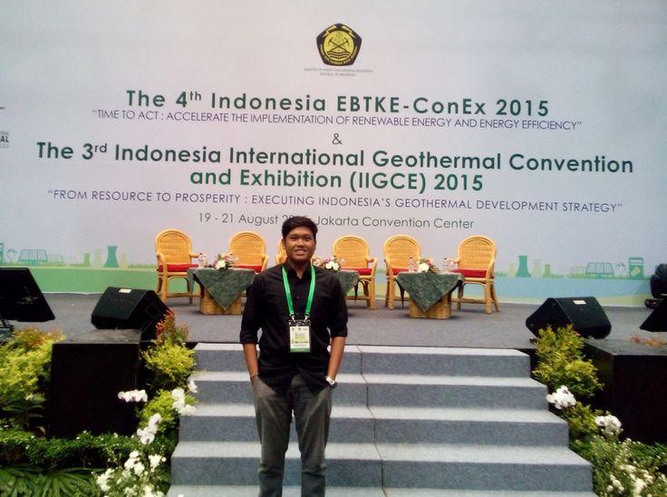 Renewable energy national seminar (EBTKE)