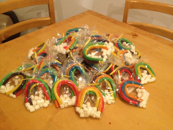 Wedding Gift For 6 Year Old : ... and a 6 year-old handful size of marshmallows into every bag